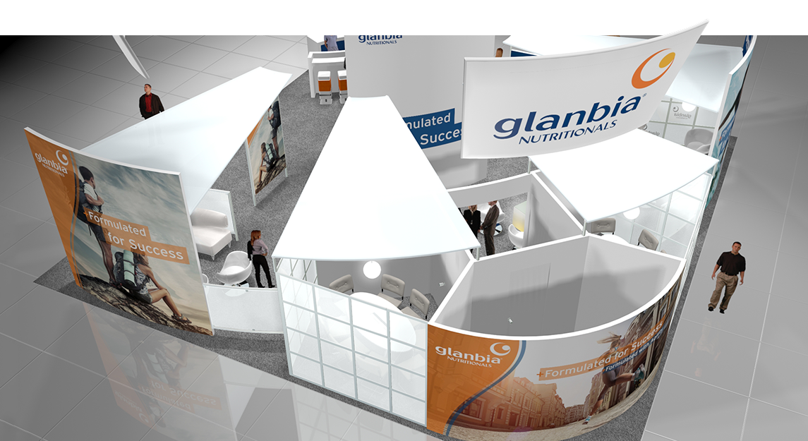 Glanbia Booth
