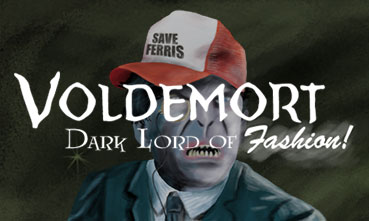Voldemort: Dark Lord of Fashion